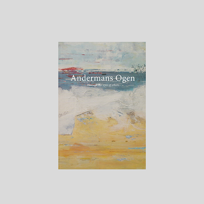 Andermans Ogen: Holand Wiijk Aan Zee painting symposium catalogue