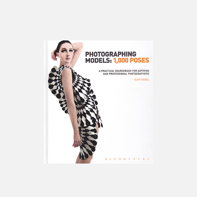 Radim Korinek in Eliot Siegel´s book Photographing models: 1000 poses