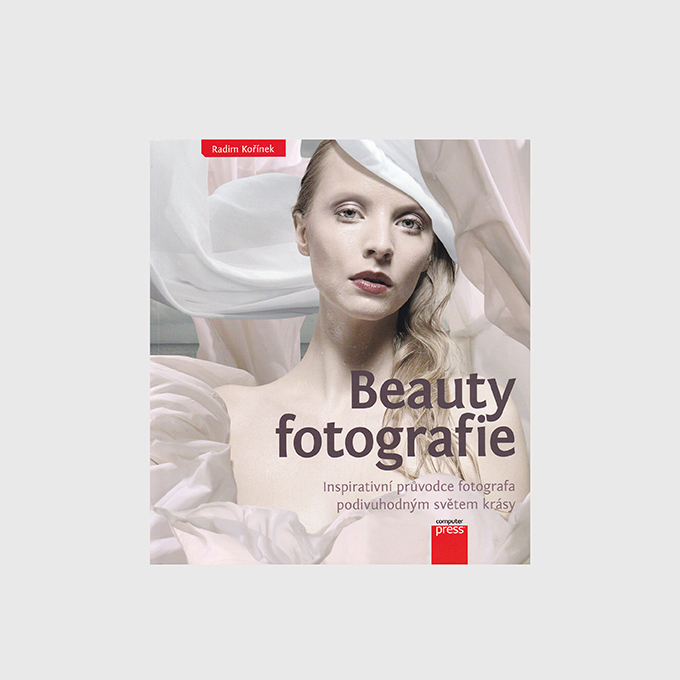 Book Beauty photography by Radim Korinek